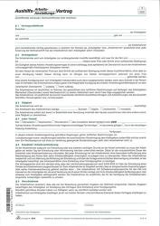 Aushilfsarbeitsvertrag (Nr. 504)