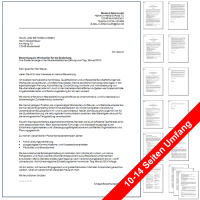 Azubi-Bewerbung: Verwaltung