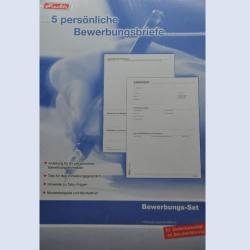 Kostenlos ab 75 Euro Warenwert: 5 persönliche Bewerbungsbriefe